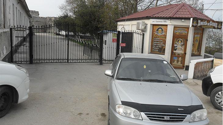 музей «Михайловская батарея»