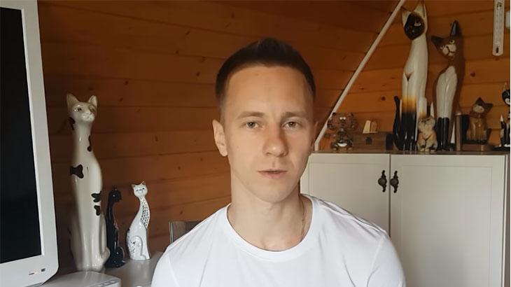 Вспоминается ролик Владимира Белева