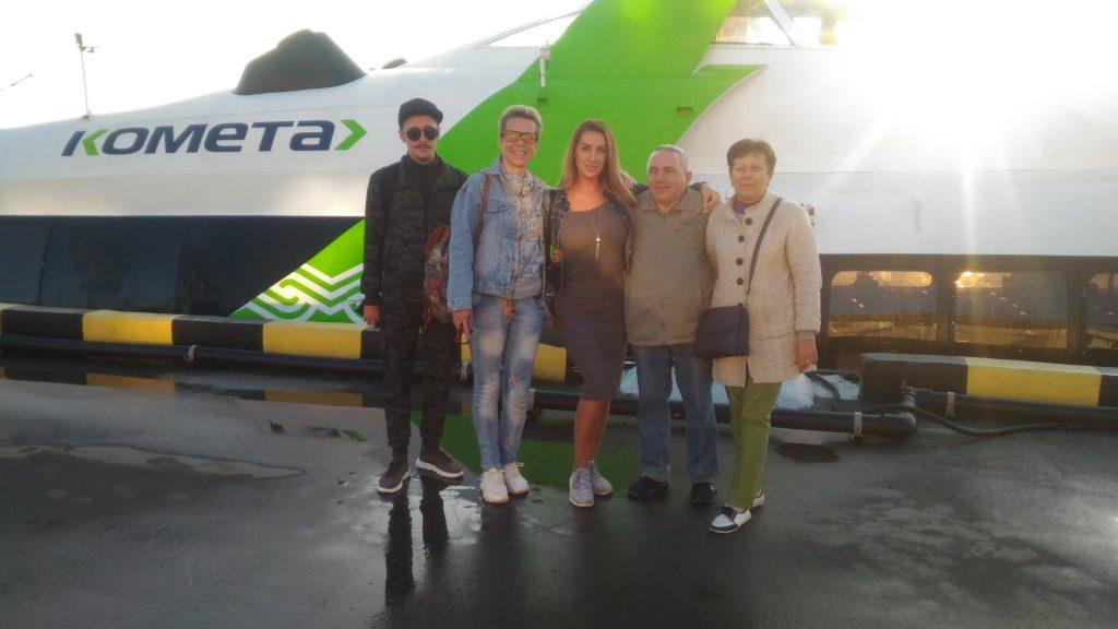Комета Севастополь-Ялта