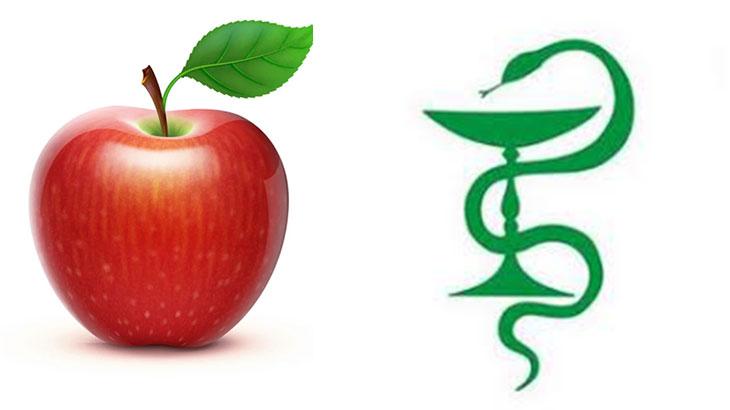 Яблоко - полезные свойства