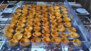 Заготовка абрикос на зиму