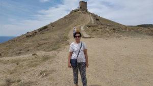 башни крепости Чембало