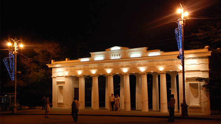 Севастополь 2010, День ВМФ