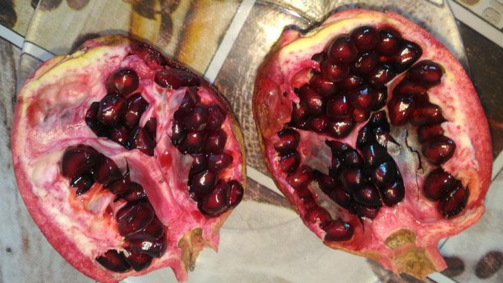 гранат повышает гемоглобин