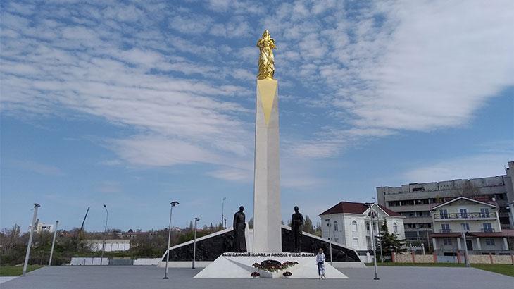 Знаменательное событие в Севастополе